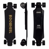 Manufacture Koowheel Longboard Four Wheel Two Motor Electric Skateboard