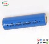 Hot Digital Product Ifr 14500 500mAh 3.2V LiFePO4 Battery