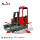 Warehouse 2.5tons Multi Direction Electric Reach Truck, Long Material Carrier Multi Way Battery Forklift