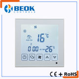 Air Conditioning Thermostat with Large Touch Screen Room Temperature Controller