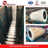 Manufacture China Coil Color 5012 Export Korea Galvan Steel 0.4mm Ral 9014 PPGI