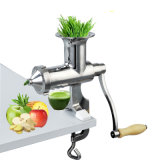 Home Stainless Steel Hand Grinder Vegetable and Fruit Juice