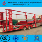 Double 2 Axle 8-12 Car Carrier Truck Semi Trailer Good Price and Good Quality