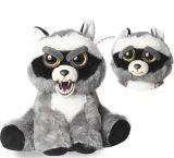 Feisty Pets Change Face Unicorn Plush Toys Funny Expression