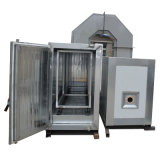 Gas Burner for Powder Coating Oven for Door Handle with Ce (Kafan-0813)