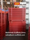 Steel Formwork Scaffolding Building Materials Horizontal Ledger