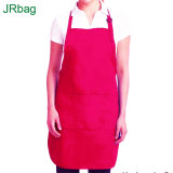 High Quality Custom Cheap Polycotton Cooking Kitchen Apron