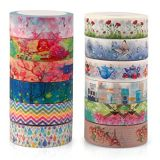 Stationery School Supplies Decorative Tapes