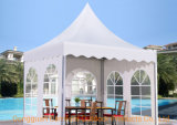 Best Price Four Seasons Outdoor Garden Furniture Waterproof PVC Rainproof Garden Party Tent Canopy Gazebo