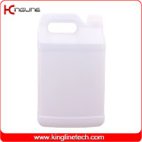 1 gallon plastic bucket square barrel plastic jerry can for disinfectant (KL-2001)