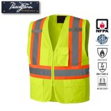 Hi Vis Workwear with Reflective Tape for High Visibility Clothing