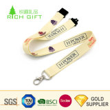 Wholesale Cheap Sublimation Logo Printing Funny Cute Cartoon Lanyards with Plastic Buckle