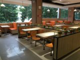 Modern Fast Food Restaurant Tables and Chairs Furniture