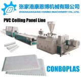 Wholesale Plastic Twin Double Screw Extruder PVC Wall Ceiling Panel Profile Extruder Making Machine