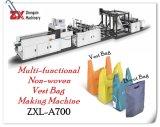 Best Price Nonwoven T-Shirt Bag U-Cut Bag Vest Bag W-Cut Bag D-Cut Bag Making Machine