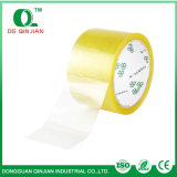 Printed Invisible Packing Yellowish Stationery Tape