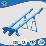 Best Price Small Noise Inclined Screw Auger Conveyor