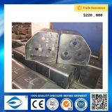 Sheet Metal Welding Assembly for Truck Lampshade