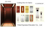 Gold Mirror Stainless Steel Home Elevator with Competitive Price