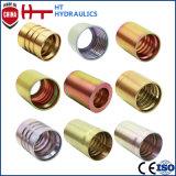 China Manufacturer SAE 1/4 to 2 Inch Hydraulic Hose Ferrule