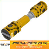 Standard Telescopic and Flange Joint Universal Coupling
