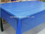 Custom Plastic Printed Waterproof Disposable Tablecloth