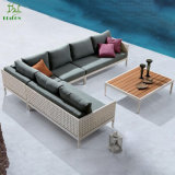 Wholesale Synthetic Rattan Furniture Garden Sectional Sofa Outdoor Furniture Factory China