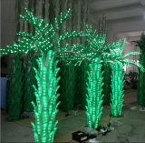 Yaye 18 Top Sell Ce & RoHS Approval LED Palm Tree, Outdoor LED Palm Tree for Garden Decorative