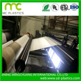 PVC Flexible/Flame-Retardant/Soft/Transparent/Colored Vinyl Film Meet Reach for Packaging, Tape, Construction and Flooring