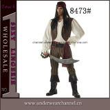 Wholesale Halloween Adult Men′s Convict Party Costume (8473)