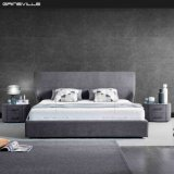 Modern Bedroom Furniture Beds Luxury Furniture with Iron Bed Frame Gc1827