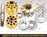 GM05/07 GM35vl Hydraulic Travel Motor Spare Parts and Repair Parts
