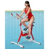 Under Water Stainless Steel Aquatic Pool Bike