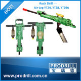 Air Leg Rock Drill Yt29A Machine with The Haracters