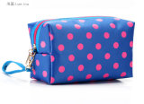 230d Polyester Fashion Lady Cosmetic Pouch Bag