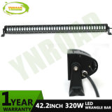 "42"" 320W CREE Chip Hi-Low Beam LED Wrangler Bar for Truck"