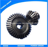 Carbon Steel Bevel Gear with Key Way for Inustrial Motor