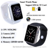 Hot Selling Android Bluetooth 4.0 Smart Watch Phone with Anti-Lost (GM18S)