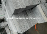 Dark Grey G654 Flamed Cube Stone/Cobble Stone Paving Stone