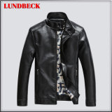 Hot Sell PU Jacket for Men Fashion Clothing