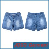 Women Denim Casual Shorts (JC6022)