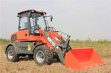 Everun CE Approved 1.2 Ton Compact Loader with Pallet Forks