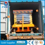 9m 500kg Heavy Duty Electric Scissor Lift Work Table Cart with High Quality