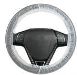 Universal Disposable Plastic Steering Wheel Cover Waterproof