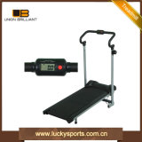 Home Use Fitness Single Flat Jogger Magnetic Treadmill
