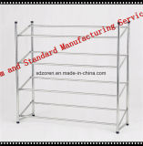 4 Tier Shoe Rack with Chep Shoe Holder