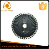 Turbo Small Cutting Diamond Saw Blade for Granite
