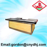 Electric Supermarket Cashier Counter for Sale