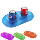PVC Pool Floating Inflatable Beer Holder