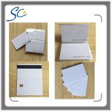 Lf/Hf Punch Holes Rewritable Printable RFID Blank Card